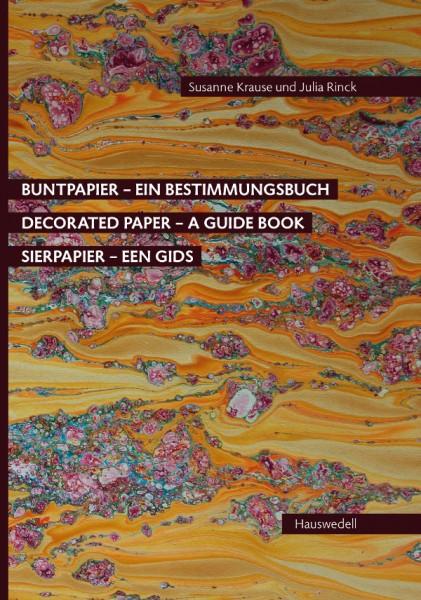 Buntpapier - Ein Bestimmungsbuch