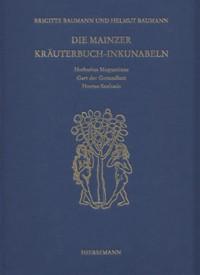 Die Mainzer Kräuterbuch-Inkunabeln